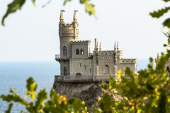 Swallow's Nest Stock Photography