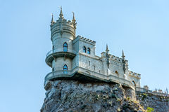Swallow`s Nest Royalty Free Stock Photography