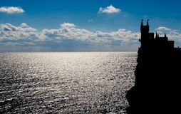 Swallow's Nest castle Stock Photography