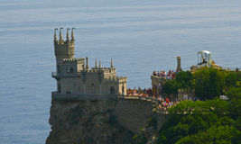 Swallow's Nest Castle Stock Photos