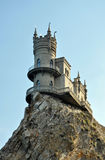 Swallow's Nest castle Stock Image