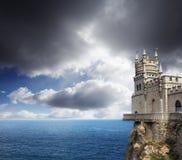 Swallows Nest Castle Stock Image