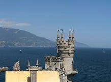 Swallow's Nest (Crimea) Royalty Free Stock Image
