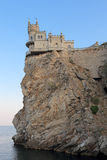 Swallow's Nest Royalty Free Stock Image