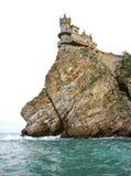 Swallow's Nest in Gaspra. Crimea. Ukraine Royalty Free Stock Image