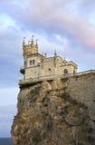 Swallow's Nest in Gaspra. Crimea. Ukraine Stock Image