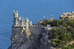 Swallow's Nest Royalty Free Stock Images