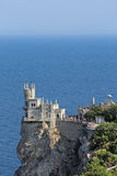 Swallow's Nest Royalty Free Stock Photography