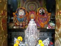 Swami贾甘拉特天界& x28阁下;Click& x29; 库存图片