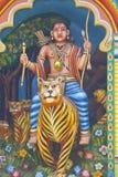 Swami Ayyapan Royalty Free Stock Image