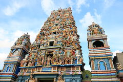 swami sri devasthanam kailawasanathar стоковое фото rf