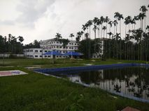 Sri ramakrishna institute of science and technology royalty free stock photography