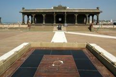 Swami Vivekananda memorial, Kanyakumari, India Stock Image