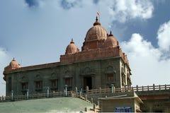 Swami Vivekananda memorial, Kanyakumari, India Royalty Free Stock Photo
