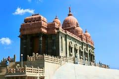 Swami Vivekananda memorial, Mandapam, Kanyakumari Stock Image