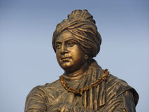 Swami Vivekananda Statue Royalty Free Stock Photography
