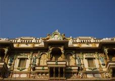 swaminarayan Ahmedabad mandir Zdjęcie Stock