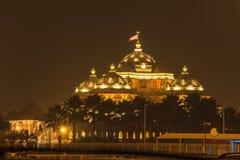 Swaminarayan akshardham Royalty Free Stock Images