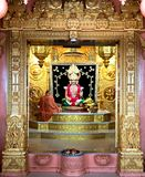 Swaminarayan - Indien fotografering för bildbyråer