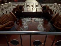 Swaminarayan-mandir Stockfoto