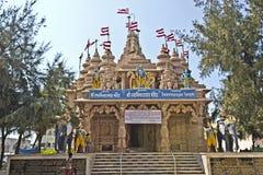 Swaminarayana temple Royalty Free Stock Image
