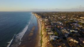 SWAMIS Surf and Beach Scenes Encinitas California. 