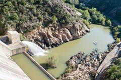 Swamp DARNIUS-BOADELLA (Girona) Stock Images