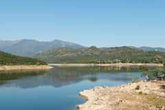 Swamp DARNIUS-BOADELLA (Girona) Royalty Free Stock Images