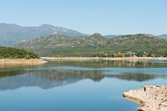 Swamp DARNIUS-BOADELLA (Girona) Royalty Free Stock Photo
