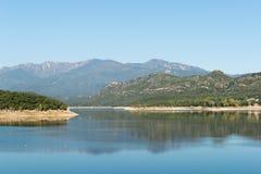 Swamp DARNIUS-BOADELLA (Girona) Royalty Free Stock Photos