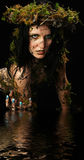 Swamp Princess Royalty Free Stock Photography
