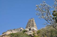 swamy tempel för lordnarasimha arkivbilder
