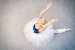 Swan Lake Ballet Royalty Free Stock Photo