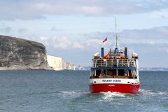 Swanage boat trips Stock Photography