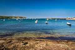 Swanage Dorset England Royalty Free Stock Photography
