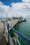 Swanage Dorset UK Royaltyfria Bilder