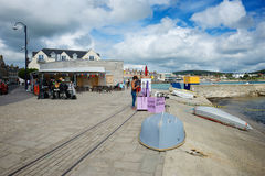 Swanage Dorset UK Στοκ φωτογραφίες με δικαίωμα ελεύθερης χρήσης