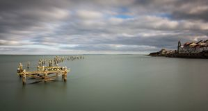 Free Swanage Old Pier Stock Photos - 49521103