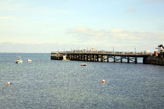 Swanage Pier, Dorset. Stock Images