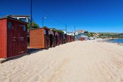 Swanage strand Dorset England UK royaltyfria bilder