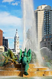 Swann Memorial Fountain Stock Photos