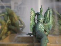 Swann Memorial Fountain Royalty Free Stock Image