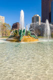 Swann Memorial Fountain, Philadelphia Royalty Free Stock Photography