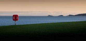 Swansea Bay and Mumbles Royalty Free Stock Photos