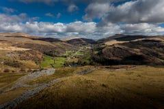Swansea doliny południowe walie Obrazy Royalty Free