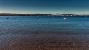 Swansea zatoki południowe walie Zdjęcie Stock