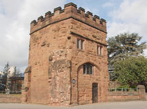 Swanswell Gate, Coventry Stock Image