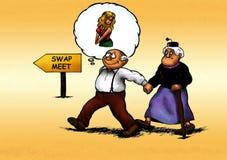 Swap Meet (2008) Stock Photos