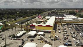 Swap Shop flea Market Fort Lauderdale FL USA
