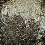 Swarf μετάλλων Στοκ φωτογραφία με δικαίωμα ελεύθερης χρήσης